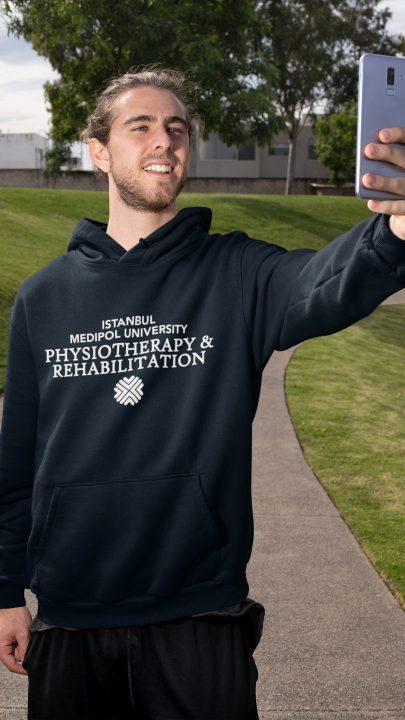 istanbul medipol üniversitesi fizyoterapi hoodie
